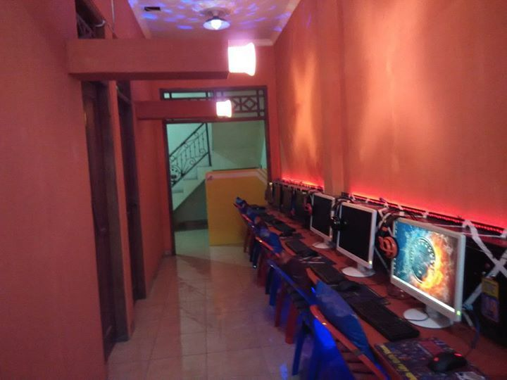 Dotnet Cafe Upstairs