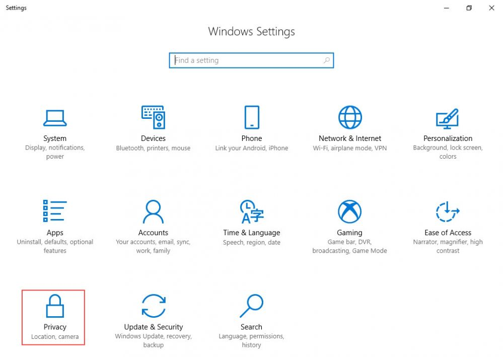 windows-settings-options