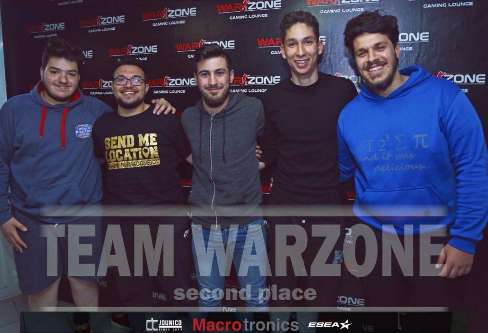 Warzone-team