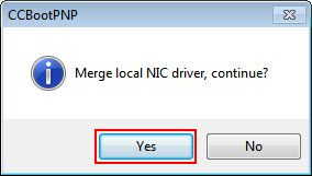 add new machine approve nic merge