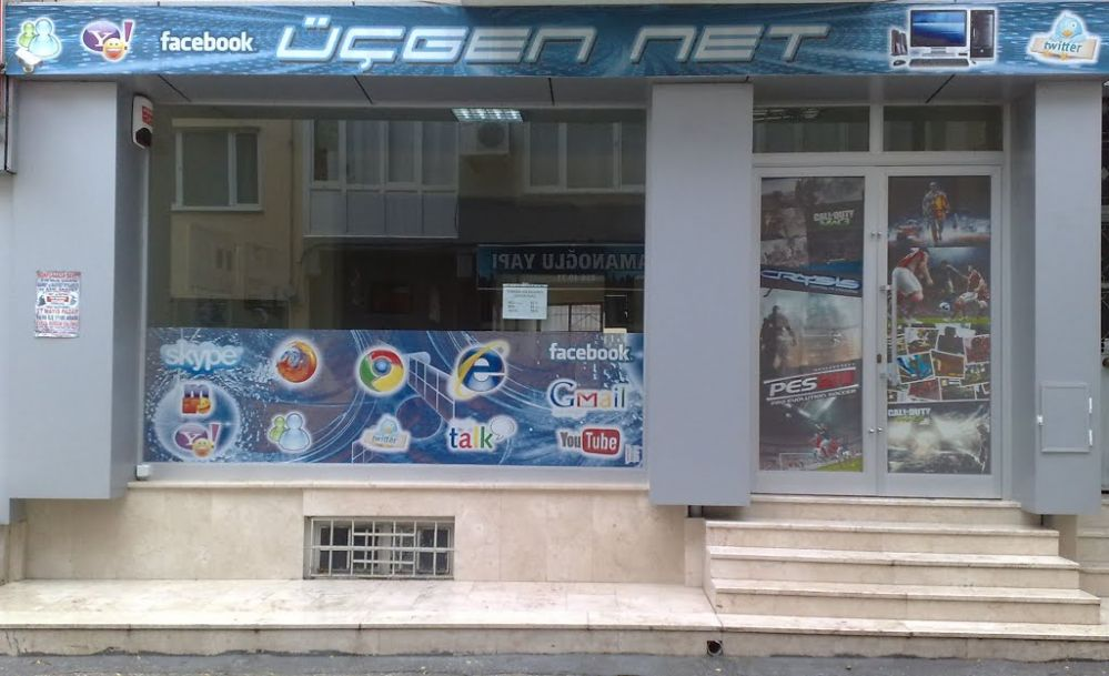 ÜÇGEN NET Cafe