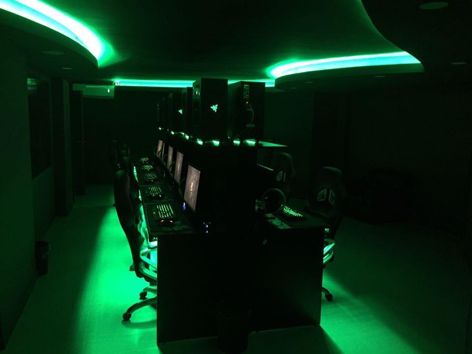 eSport Lounge Green 4