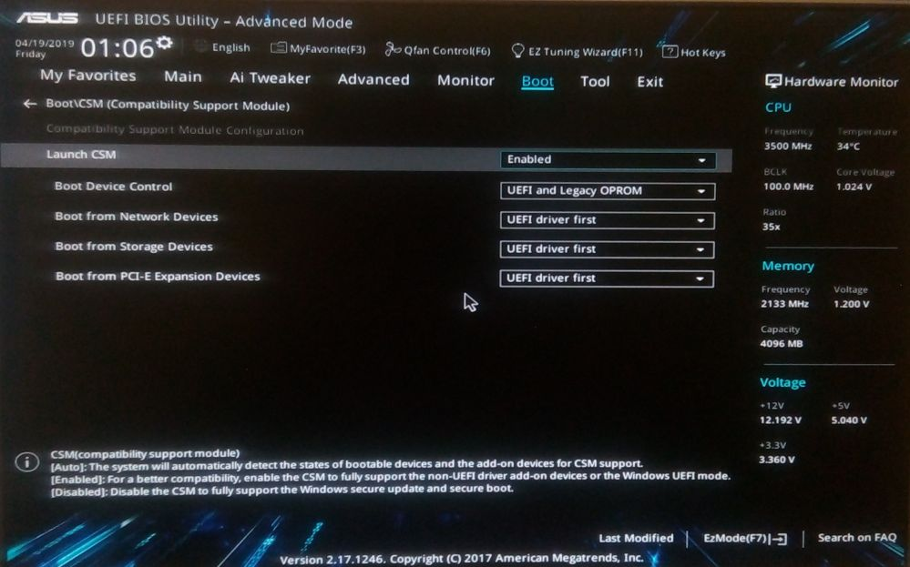 How to Diskless Boot with UEFI BIOS - CCBoot v3 0 Diskless Boot System