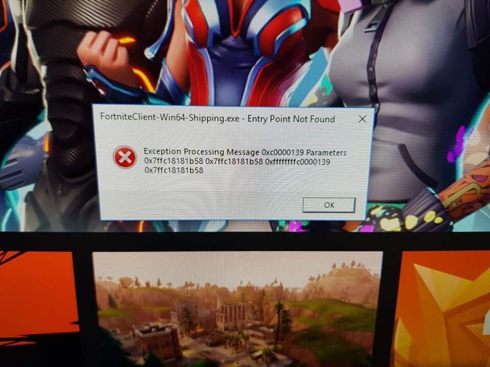 How to fix Fortnite game error when launching - CCBoot v3 0