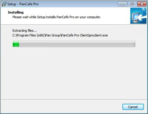 PanCafe pro step 4