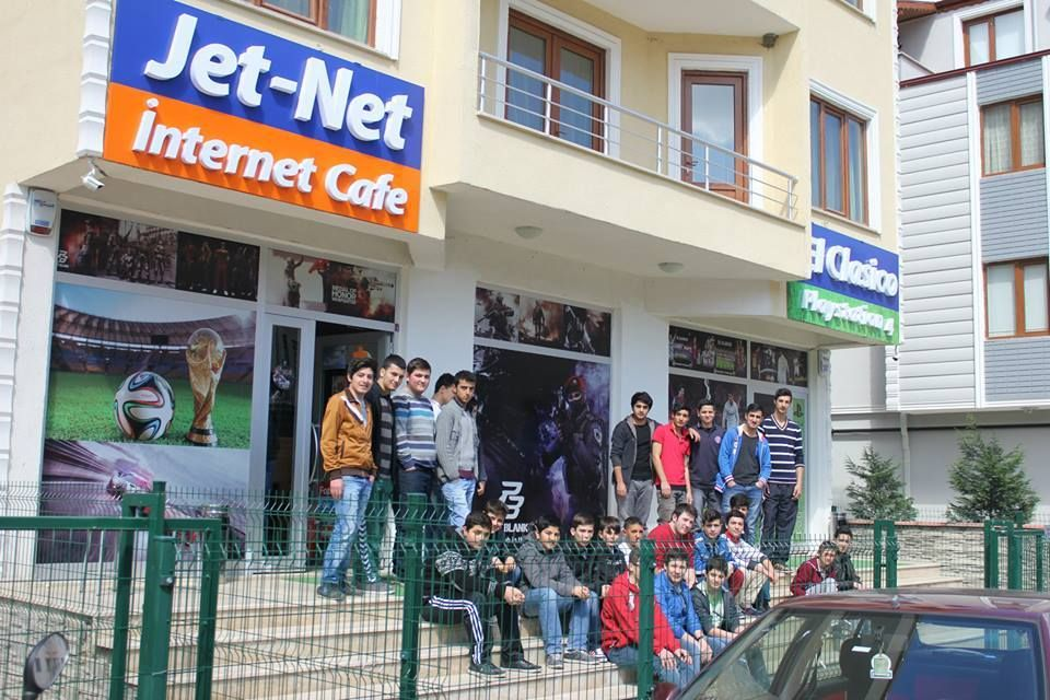 CCBoot in Jet-Net Internet Cafe