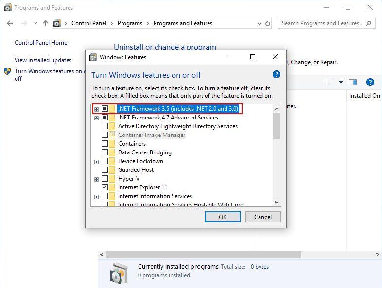 netframework-enable
