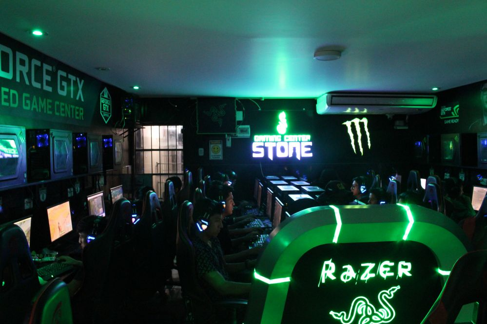 gaming center stone 2