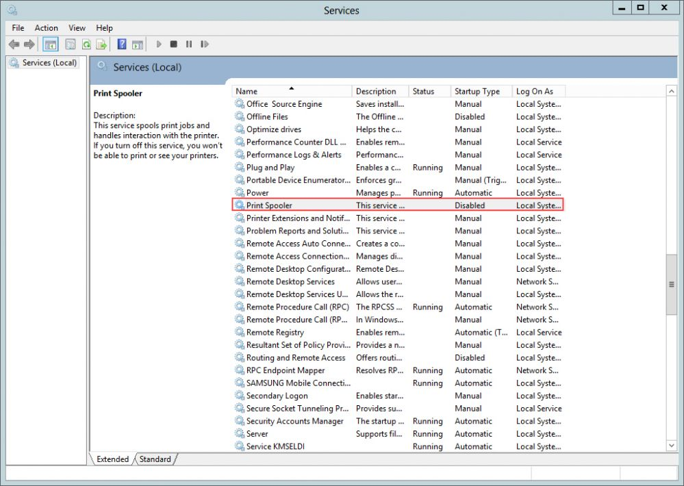 windows network discovery keeps turning off
