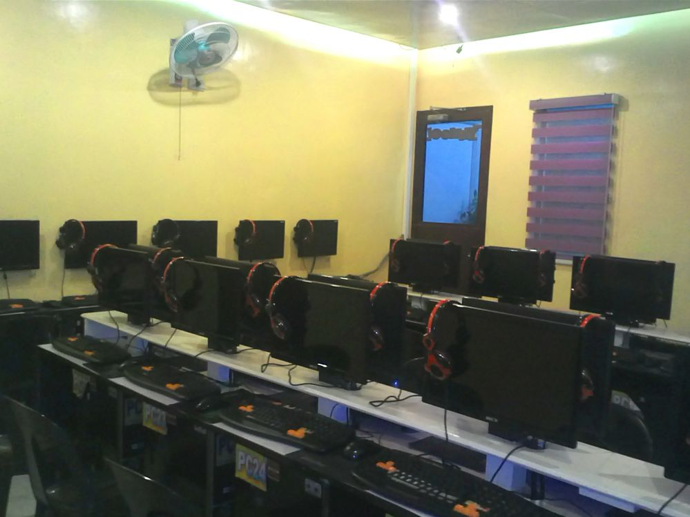 CCBoot Diskless Solution Successful Case in a Philippines Cyber Cafe