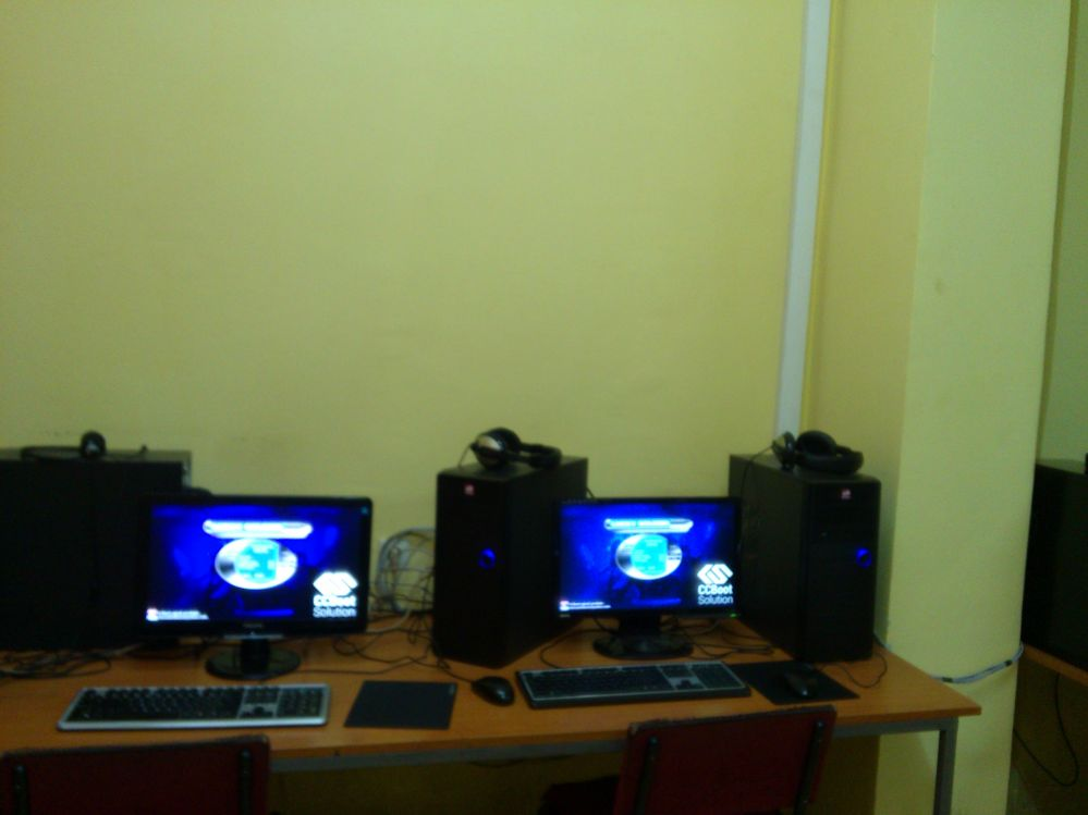 Successful Case in a Serbian Cyber Cafe