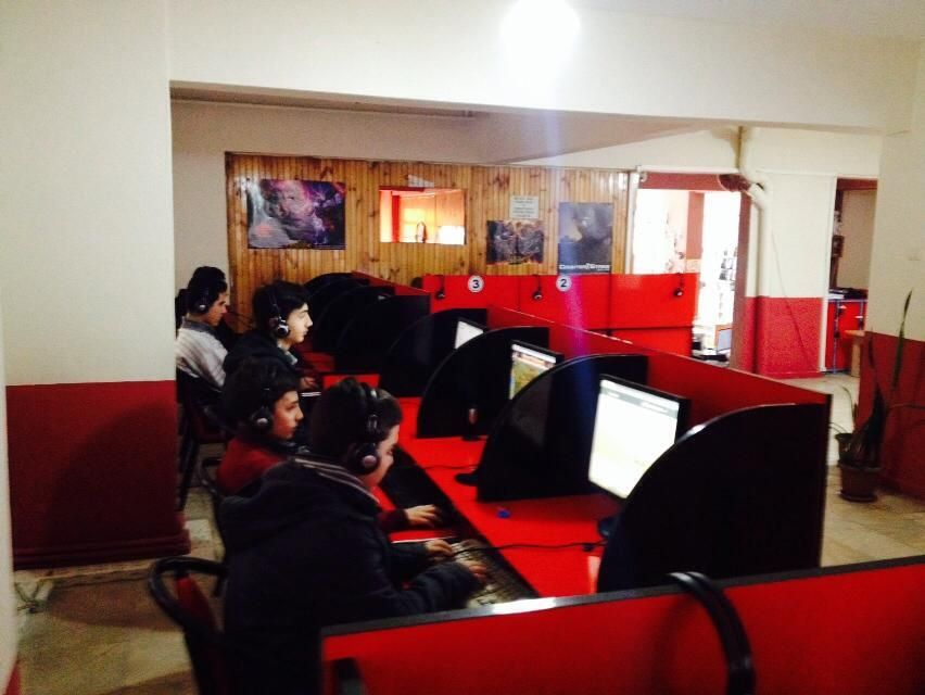 Successful Case in Turkey Fame Internet Cafe
