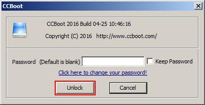 Unlock UI